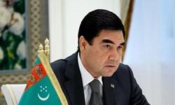 دیدار رئیس جمهور ترکمنستان با سفیر جدید ژاپن