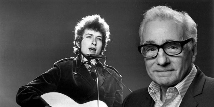 «اسکورسیزی» مستندی درباره «باب دیلن» میسازد