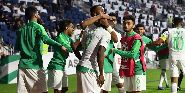 مالکیت توپ قاطع عربستان/ سعودیها 3 برابر ساموراییها پاس دادند!