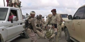 دهها متجاوز سعودی در جبهههای «مأرب» و «الجوف» یمن کشته یا زخمی شدند