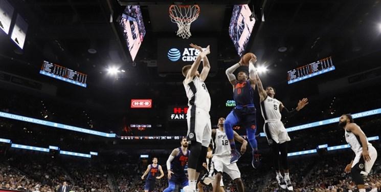 پیروزی نزدیک مینه سوتا مقابل فنیکس در لیگ NBA