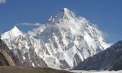 جستجو با هلیکوپتر در ارتفاع 7 هزار متری کِی 2/ خبری از کوهنوردان نیست+عکس