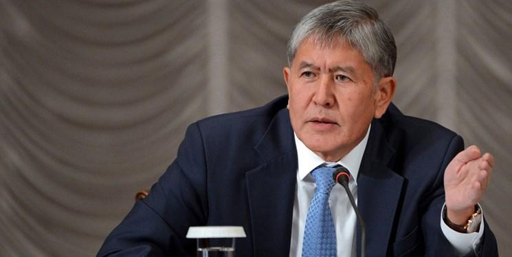 رئیس جمهور سابق قرقیزستان به ذاتالریه مبتلا شد