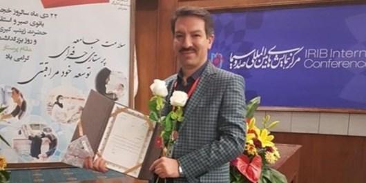 پرستار گلستانی نمونه کشوری شد