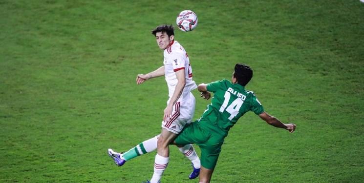 چراغپور: تیم ملی 2 فاکتور کاملا برتر از عراق دارد/خط دفاع ایران در سطح 5 تیم اول جهان است