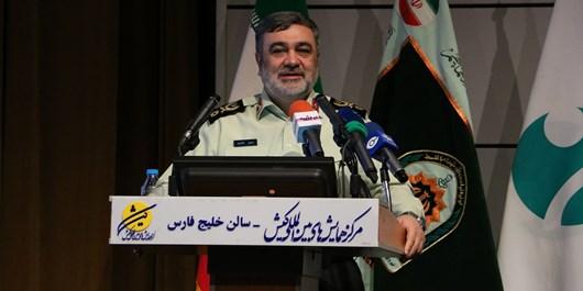 دشمنان برای بر هم زدن امنیت کشور ناکام ماندهاند/ نیروی انتظامی دومین سازمان مورد اعتماد مردم در سالجاری است