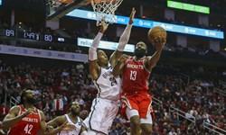 لیگ بسکتبال NBA| پیروزی هیوستون و شکست فیلادلفیا مقابل کلیپرز