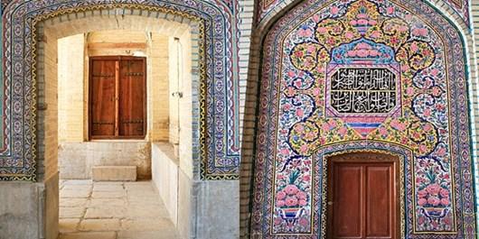 کمرنگ شدن هنر اصیل کاشیکاری ایرانی با ورود سبکهای غربی