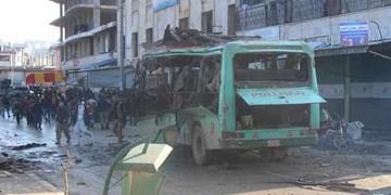 وقوع دو انفجار در عفرین سوریه؛ 10 نفر کشته شدند