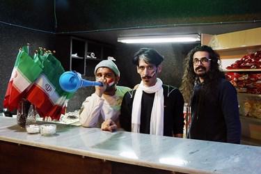 تماشای نبرد ایران و عمان