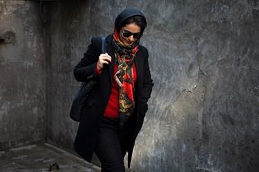 غزل شاکری بازیگر سینما در مراسم افتتاح اولین مرکز مغزپژوهی ایران