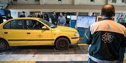 معاینه فنی تاکسیهای مشهدی در هفته هوای پاک رایگان انجام میشود