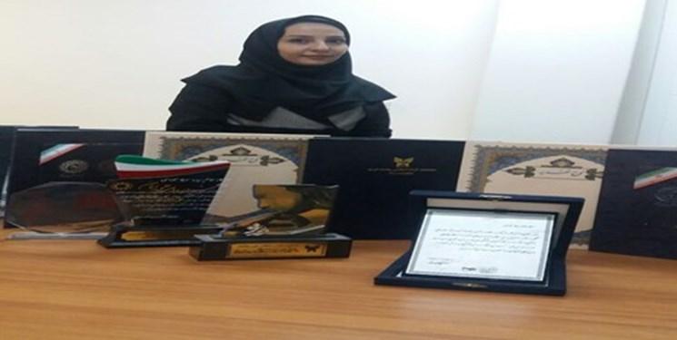ربات مسیریاب اولین ربات دختر تبریزی/ دانشجویی که در خارج شناختهشدهتر است