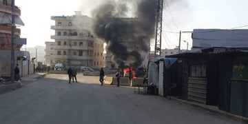 وقوع دومین انفجار در مناطق تحت اشغال ترکیه در سوریه