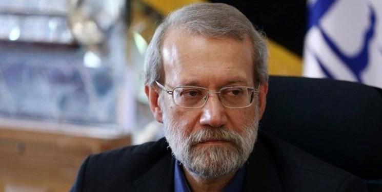 حجتالاسلام محمدیگلپایگانی از طرف رهبر انقلاب جویای آخرین وضعیت درمان لاریجانی شد
