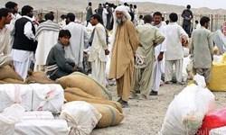 فارس من|شهرستانهای مرزی سیستان و بلوچستان بانه و مریوان جنوب شرق میشوند