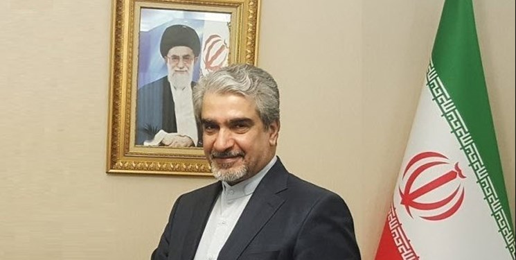 تأکید سفیر ایران بر حمایت از سوریه در مقابله با تحریم «سزار»