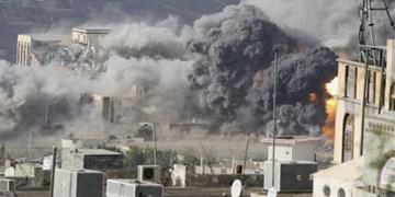 ۲۰ شهید و زخمی در حمله ائتلاف سعودی به غرب یمن