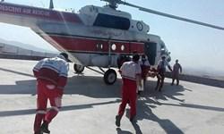 مفقود شدن 15 نفر در ارتفاعات بازفت/ وزش باد مانع امدادرسانی با بالگرد شد
