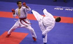 آغاز رقابتهای بین المللی کاراته  از امروز در شیراز