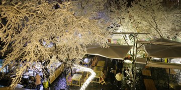 برف، زنگ تعطیلی مدارس را به صدا درآورد/جزئیات تعطیلی مدارس آذربایجانشرقی در سهشنبه ۲۴ دی