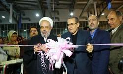 نمایشگاه شکوه چهل سالگی در زنجان افتتاح شد