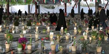 برگزاری مراسم مهمانی لاله ها در بیش از 19000 گلزار مطهر شهدای سراسر کشور