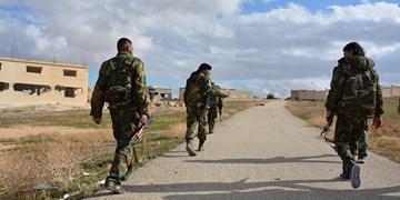 استقرار ارتش سوریه در مرز با ترکیه در استان قامشلی