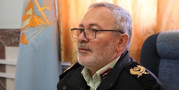 کشف «بی ام وی» قاچاق 20 میلیاردی داخل کامیونت در تبریز