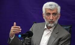 جلیلی: در موضوعات مهم جهانی، گفتمان انقلاب اسلامی باید مدعی باشد نه متهم