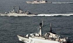 برگزاری رزمایش دریایی «امن» پاکستان با حضور 40 کشور