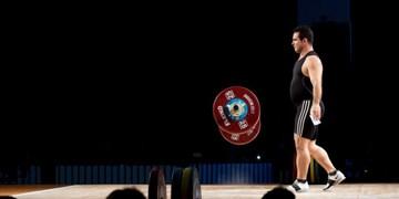 مرادی طبق ردهبندی جهانی وزنهبرداری سهمیه المپیک نگرفت