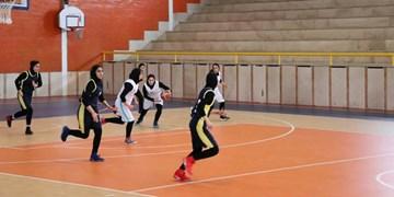 اعزام بانوان بسکتبالیست چهارمحال و بختیاری به مسابقات لیگ دسته یک کشوری
