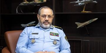 امیر نصیرزاده: موفقیت نیروی هوایی ارتش در عملیات والفجر ۸ حاصل تدابیر امیر صدیق بود