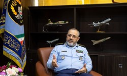 نیروی هوایی ارتش برای مقابله با هر گونه تهدید دشمنان آمادگی دارد