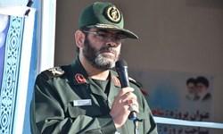 سپاه نه در حد کار کردن بلکه در حد جانفشانی در کنار مشکلات مردم ایستاده است