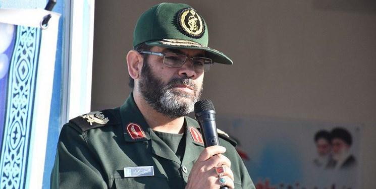 سپاه نینوا گلستان به کمک واحدهای صنعتی میشتابد