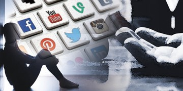 محققان: «اندوه خود را در فضای مجازی به اشتراک نگذارید»
