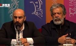 درگیری لفظی شدید تنابنده و یک حقوقدان در نشست خبری «قسم»