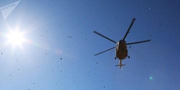 سقوط یک بالگرد نظامی در ونزوئلا