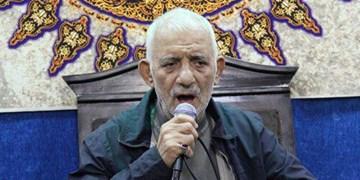 درگذشت نوحهخوان پیشکسوت تهران در آستانه اربعین +ویدیو
