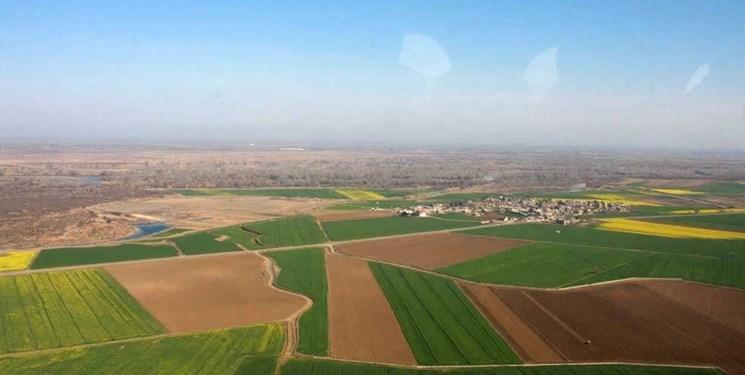 حدنگاری ۹ هزار هکتار از اراضی کشاورزی استان قزوین انجام شد/ طرح کاداستر ادامه دارد