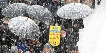 اذعان «آسوشیتدپرس» به حضور گسترده ایرانیها در راهپیمایی 22 بهمن