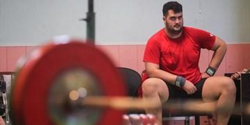 روایت بین المللی از حضور داوودی در مسابقات وزنهبرداری جوانان جهان؛ در رویای المپیک
