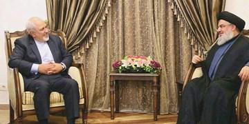 ظریف به نصرالله و همتای لبنانی تبریک گفت