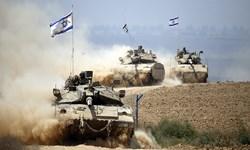 تانک رژیم صهیونیستی به سمت فلسطینیها در مرز غزه شلیک کرد