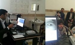 پوشش کامل طرح پیشگیری از تنبلی چشم کودکان 3 تا 6 ساله در روستاهای اردکان