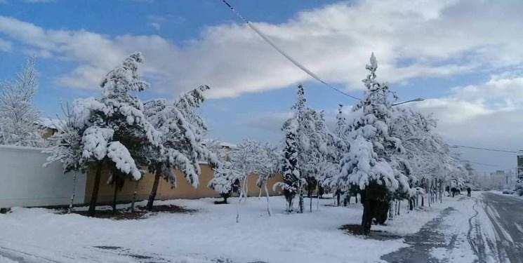 سرمای زیر صفر و یخبندان در 25 استان/ هشدار «بهمن» در البرز و آلودگی هوا در کلانشهرها