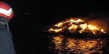 آتشسوزی شناورهای تجاری بندرعامری مهار شد/ حادثه تلفات جانی نداشت
