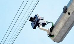 72 دستگاه تردد شمار در جادههای کرمانشاه نصب شد